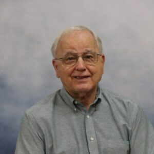 Harry Parrott - Chair - Preaching and Lay Ministry